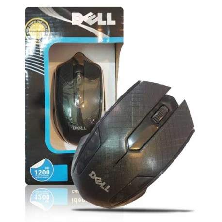 موس سیم دار طرح Dell