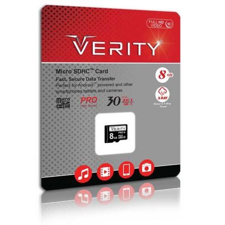 رم میکرو VERITY C10 30M 8GB