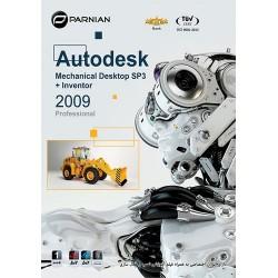 Autodesk mechanical desktop sp3 2009