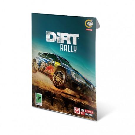 بازی کامپیوتر DiRT RALLY