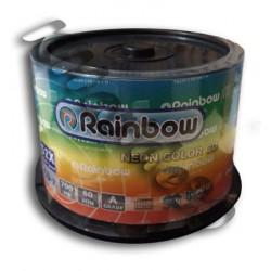 CD خام Rainbow پک 50تایی