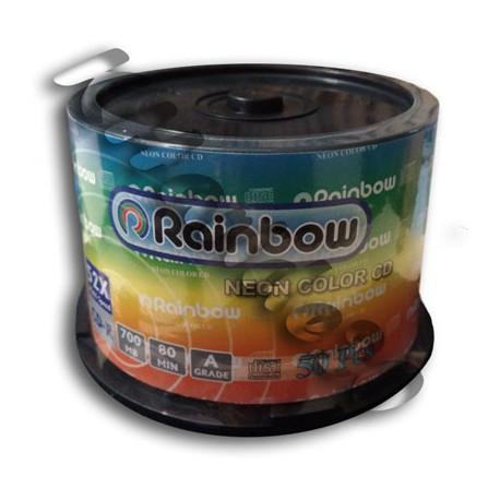 CD خام Rainbow