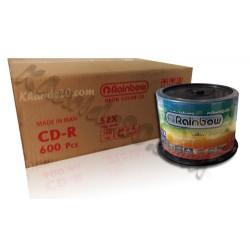 CD خام Rainbow كارتون 600 تايي (کارتوني)