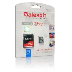 رم میکرو تک رنگ پکدار Galexbit MICRO SD8GB