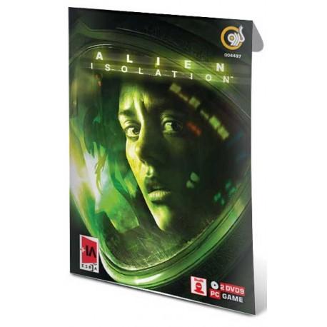 ALIEN ISOLATION | تعداد حلقه: 2 عدد DVD9 | قیمت پشت جلد :160000 ریال