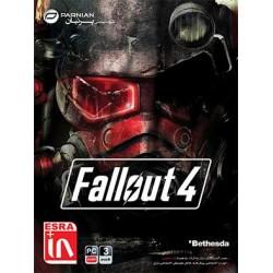بازی فال اوت 4 fallout |قیمت پشت جلد 205000 ریال |4DVD9