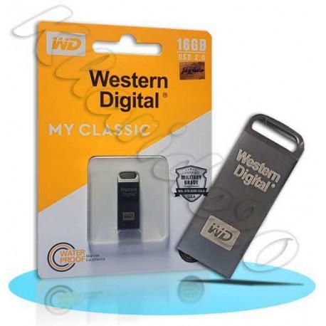 فلش 16GB Western Digital MY CLASSIC | , نمایندگی وسترن دیجیتال , پخش محصولات وسترن دیجیتال , پخش Western Digital