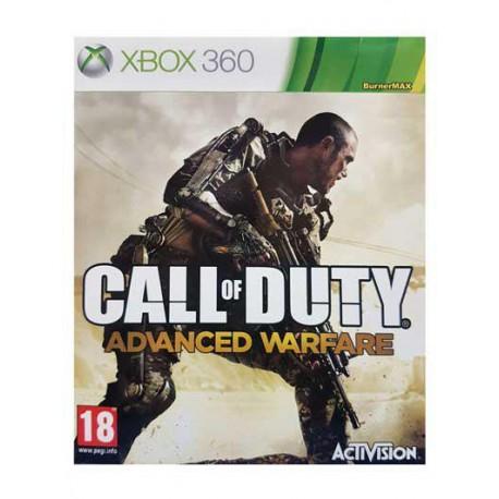بازی CALL OF DUTY ADVANCED WARFARE برای کنسول XBOX 360