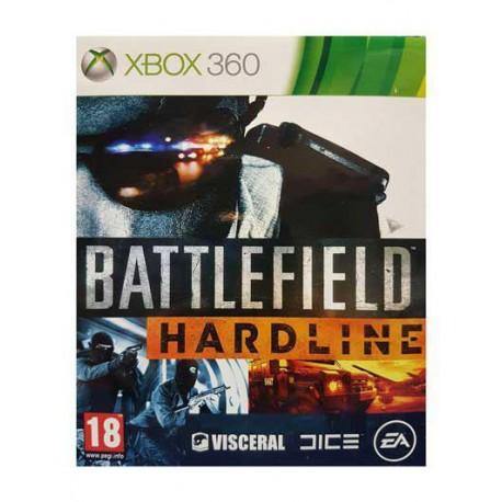 بازی BATTLEFIELD HARDLINE برای کنسول XBOX 360