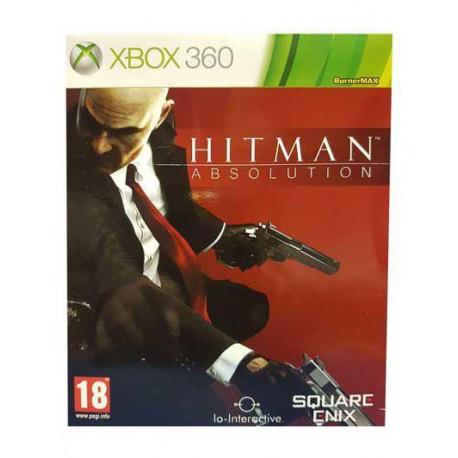 بازی HITMAN ABSOLUTION برای کنسول XBOX 360
