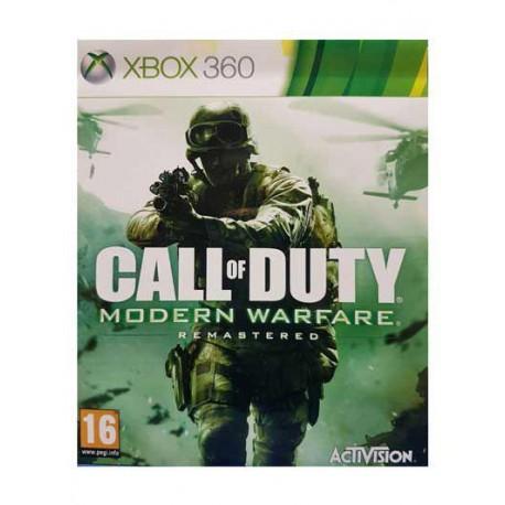 بازی CALL OF DUTY MODERN WARFARE برای کنسول XBOX 360