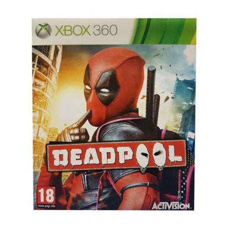 بازی DEAD POOL برای کنسول XBOX 360