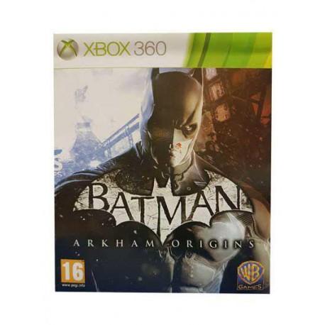 بازی BATMAN ARKHAM ORIGINS برای کنسول XBOX 360