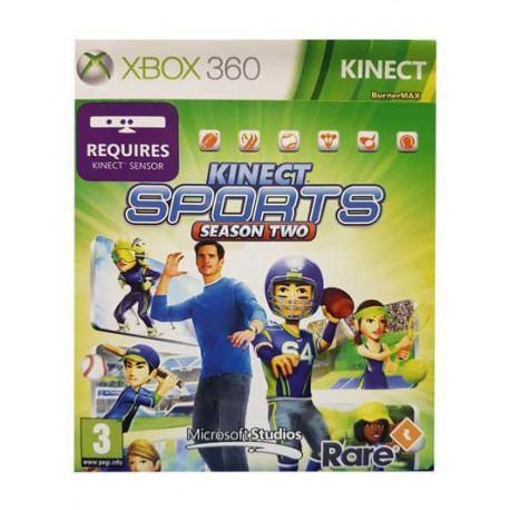 بازی KINECT SPORTS SEASON TWO برای کنسول XBOX 360
