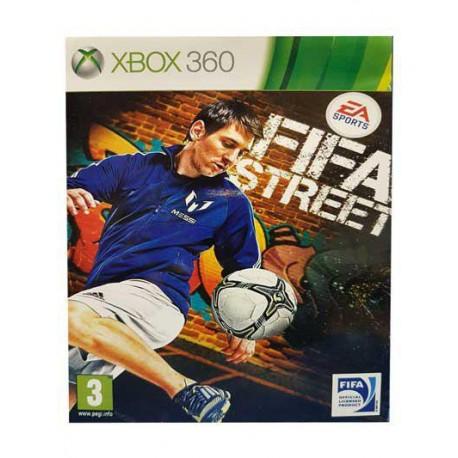 بازی FIFA STREET برای کنسول XBOX 360