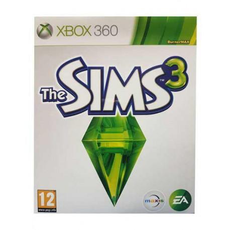 بازی THE SIMS 3 برای کنسول XBOX 360