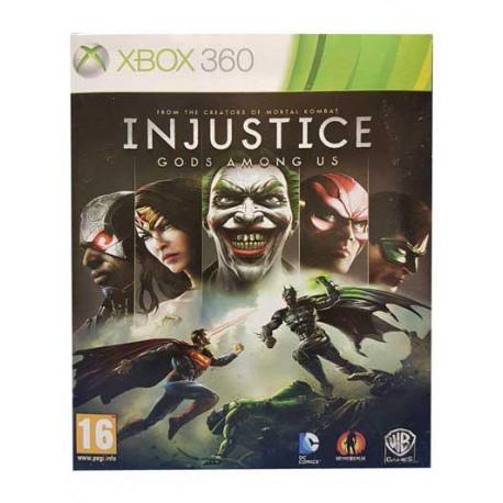بازی INJUSTICE GODS AMONG US برای کنسول XBOX 360