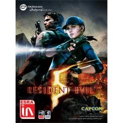 بازی کامپیوتر Resident Evil 5 Gold Edition قیمت پشت جلد : 18000 تومان