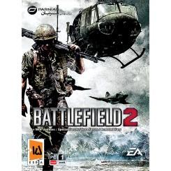 بازی کامپیوتر Battlefield 2 قیمت پشت جلد : 12500تومان