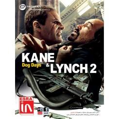 بازی کامپیوتر Kane & Lynch 2 Dog Days قیمت پشت جلد : 10500تومان
