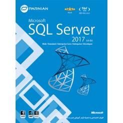 نرم افزار Microsoft SQL Server 2017 (64-bit) قیمت پشت جلد : 15000 تومان