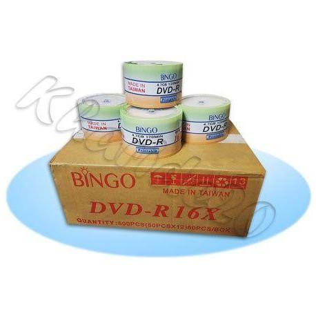 کارتن 600 تایی دی وی دی بینگو| DVD BINGO