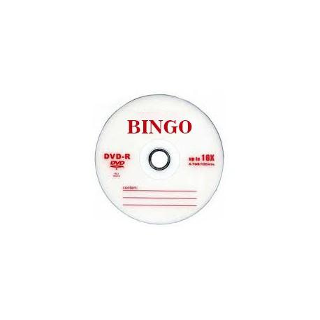 پک 50 تایی دی وی دی بینگو| DVD BINGO