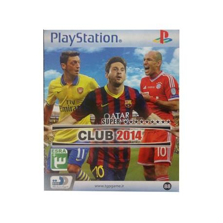 بازی Super Club 2014 PS1