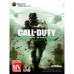 4DVD 9 Call Of Duty Modern WarFare