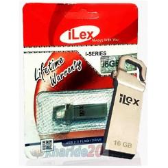 فلش مموری 16 گیگ قفلی استیل|iLex 16GB