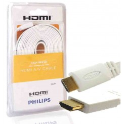 کابل 10 متری HDMI PHILIPS Flat
