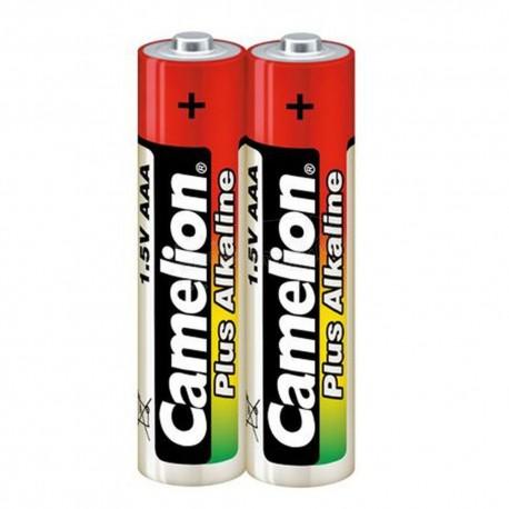 باتری قلمی کارتی 2 عددی Camelion