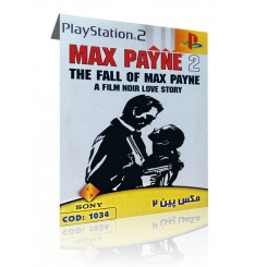 بازی PS2 Max Payne 2 The Fall of Max Payne