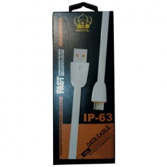 DATA CABLE IP-63 کابل پکدار ROYAL
