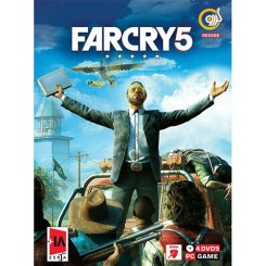 Far Cry 5 PC 4DVD9