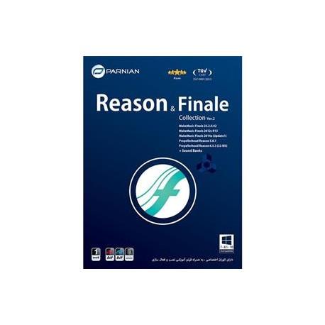 نرم افزارهای آهنگ سازی و نت نویسی Reason & Finale Collection