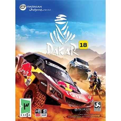 بازی Dakar 18