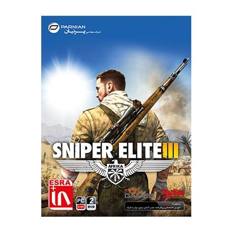بازی SNIPER ELITE 3
