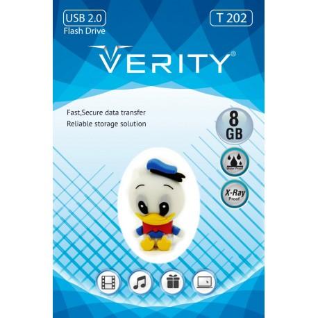 فلش مموری عروسکی 8GB T202 وریتی