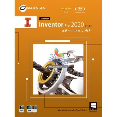 Autodesk Inventor Pro 2020