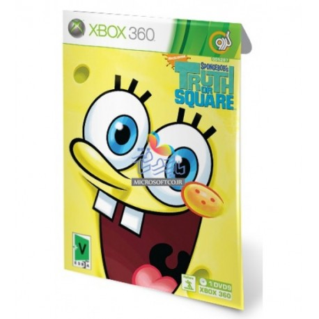 SPONGEBOBS TRUTH OR SQUARE XBOX گردو