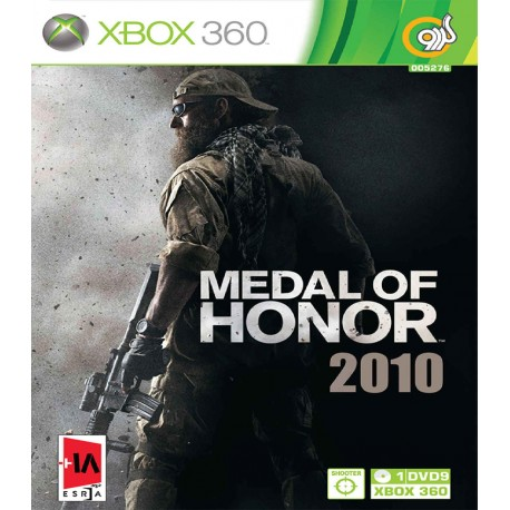 MEDAL OF HONOR 2010 XBOX گردو