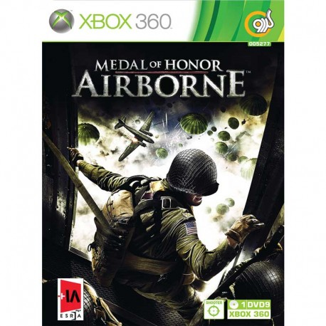 MEDAL OF HONOR AIRBORNE XBOX گردو