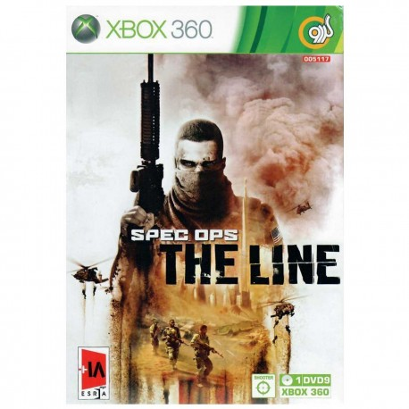 SPEC OPS THE LINE XBOX گردو