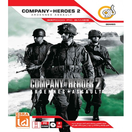 Company Of Heroes 2 گردو