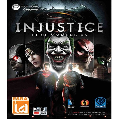 پخش عمده لوازم جانبی موبایل و فروش عمده لوازم جانبی تلفن همراه و بازی Injustice: Heroes Among Us