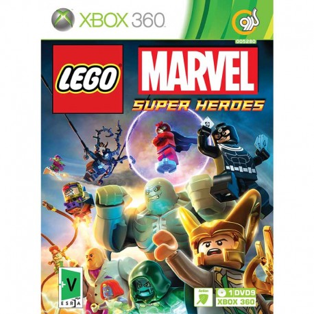 LEGO MARVEL SUPER HEROES XBOX 360 گردو