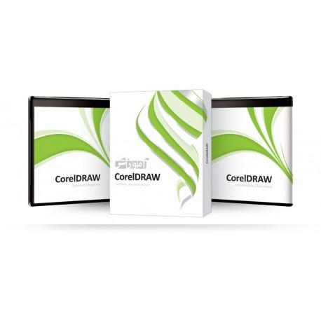 آموزش CorelDRAW شرکت پرند قیمت پشت جلد 420000ریال