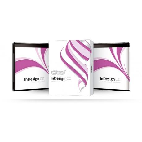 آموزش In Design CC شرکت پرند قیمت پشت جلد 420000ریال