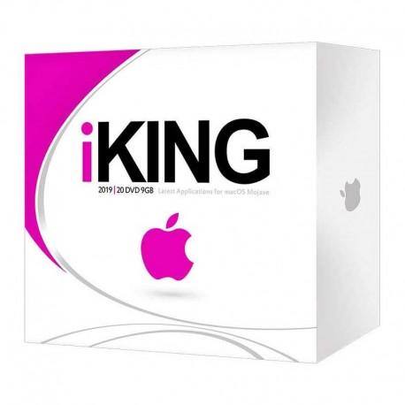 مجموعه نرم افزاری IKING 2019 شرکت پرند قیمت پشت جلد 1850000 ریال